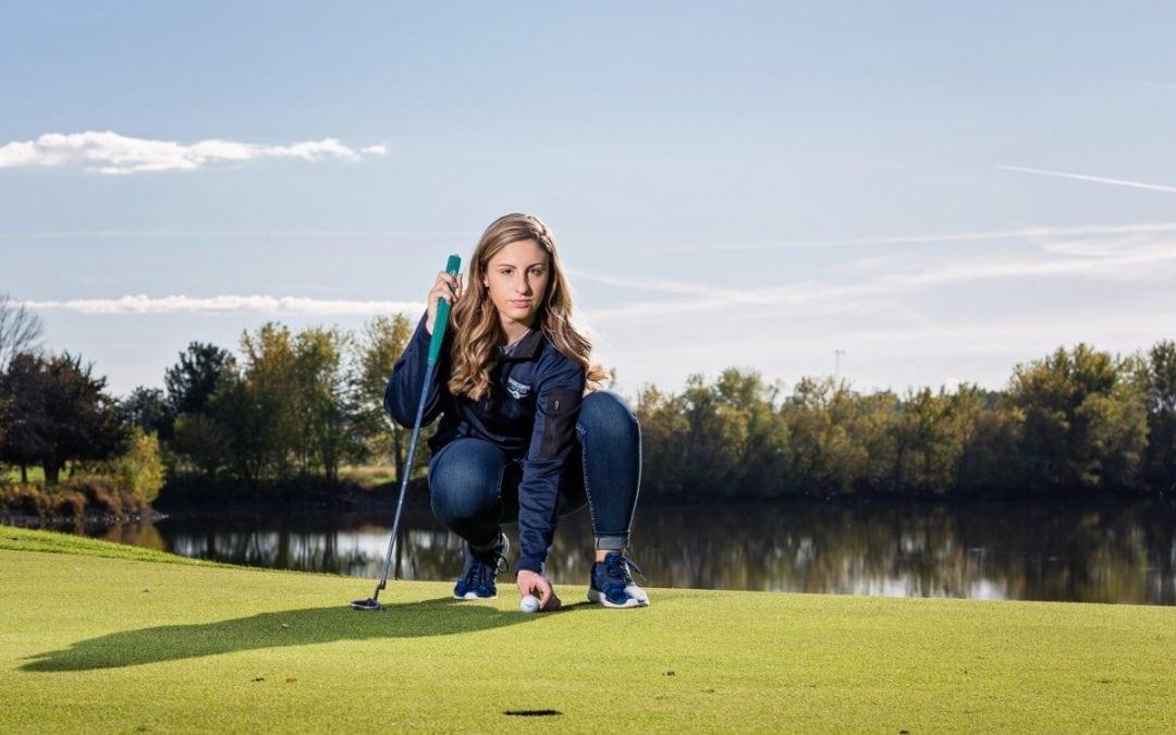Megan Honneger | Class of 2018 | Prairie Central High School