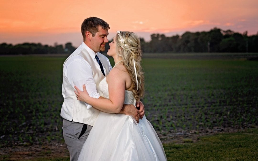Jessica and Jake: Bloomington, IL Wedding Photographer
