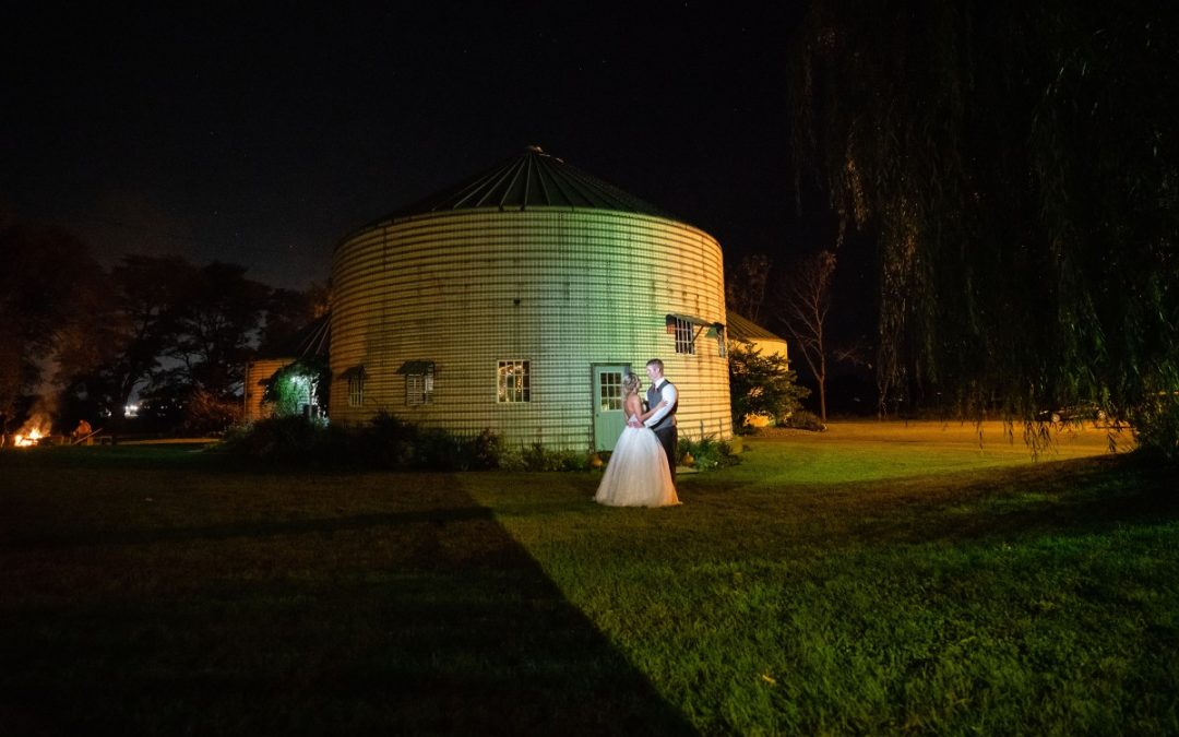 Megan and Jason: Proven Ground Farm Wedding