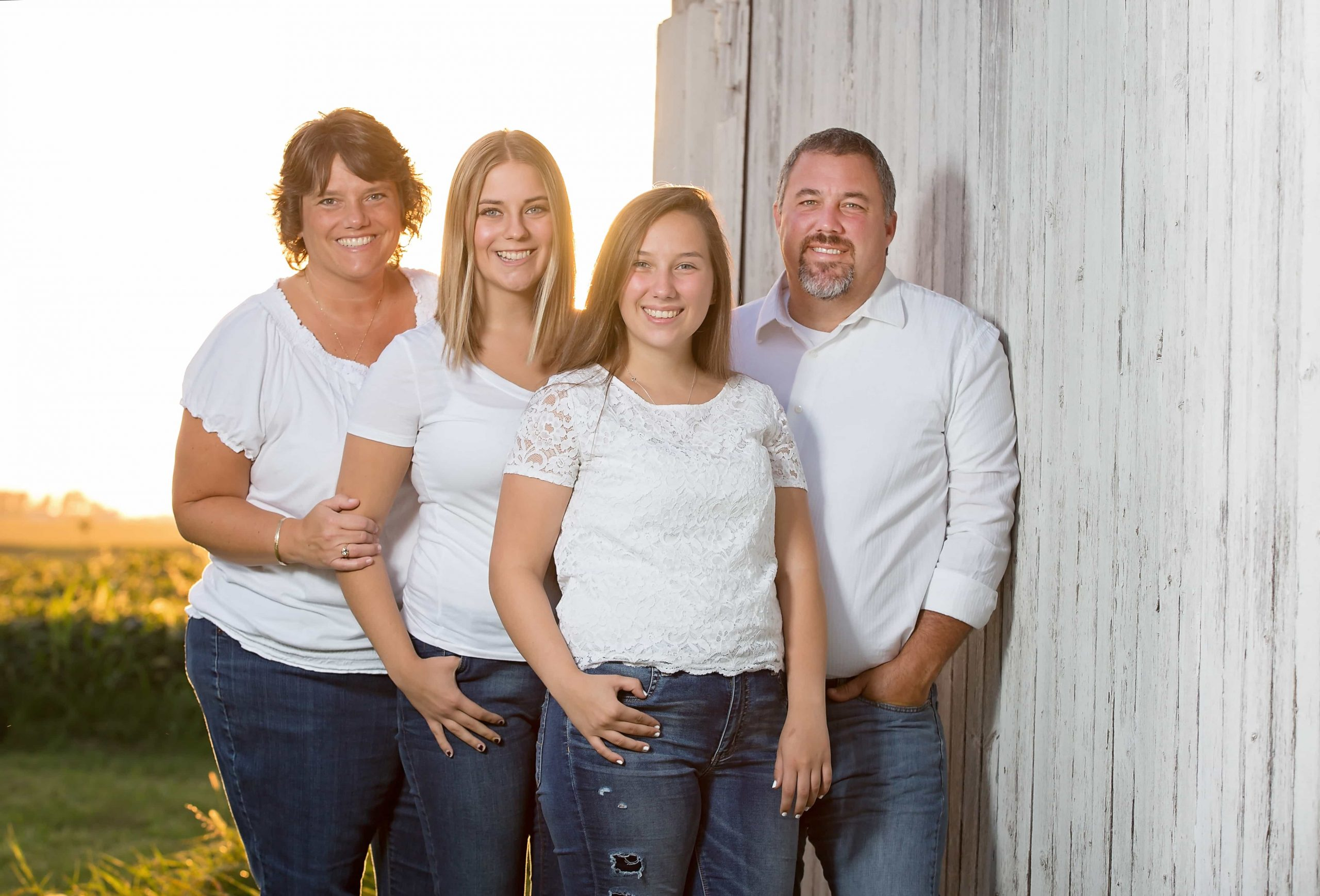 The Ritter Family | Pontiac, IL Family Photographer