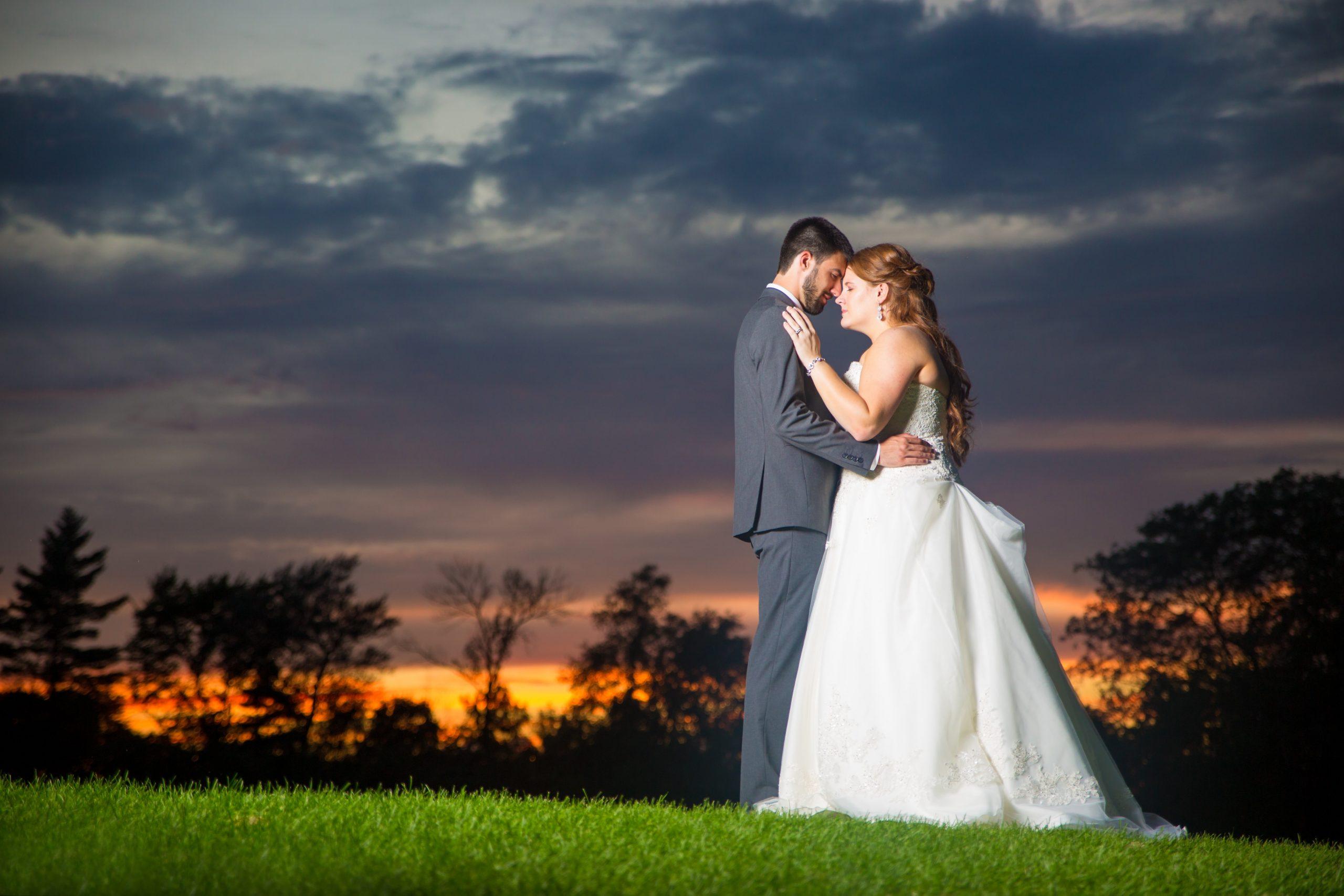 Kristen & Jacob | Olympia Fields Country Club Wedding