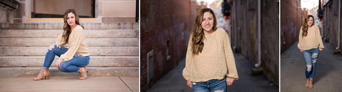 Bloomington Senior Photographer