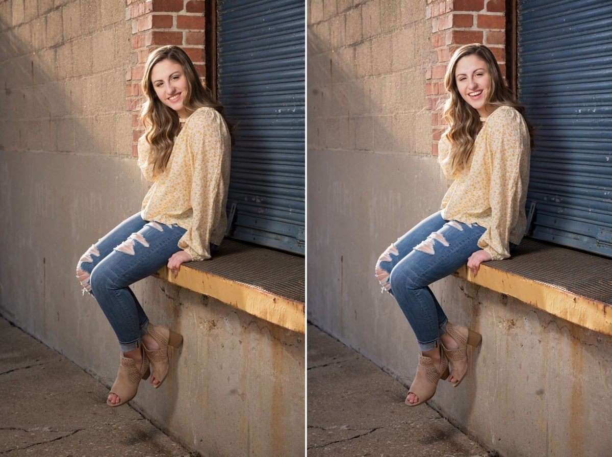 Bloomington Senior Photographer