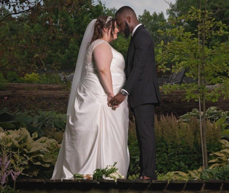 Sarah & Julius: Princeton, IL Wedding Photos
